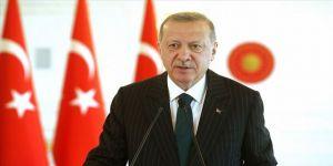 Cumhurbaşkanı Erdoğan 'Hasat Bayramı'nı kutladı