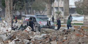 Afrin ve İdlib'de eş zamanlı bombalı saldırılarda 2 kişi öldü, 16 kişi yaralandı