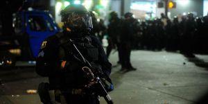 ABD'de polis şiddetine karşı protestolar yerini şiddet olaylarına bıraktı
