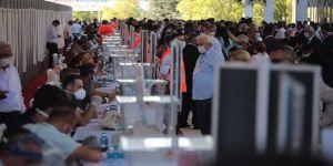 CHP'nin 37'inci Olağan Kurultayı PM seçimlerinde Faik Öztrak en fazla oyu olan isim oldu
