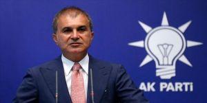AK Parti Sözcüsü Çelik: Cumhuriyetimiz tüm nitelikleriyle gözbebeğimizdir