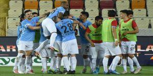 Gaziantep FK istikrarla kazandı