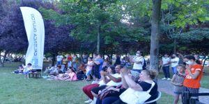 Büyükşehir'den açık havada yaz konseri