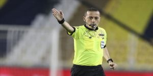 TFF 1. Lig play-off finalini Cüneyt Çakır yönetecek