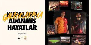 Galatasaray'ın yeni sezon formaları satışa sunuldu