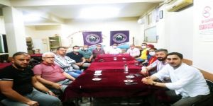 Saadet Partisi,'STK ziyaretleri' yoğun şekilde devam ediyor