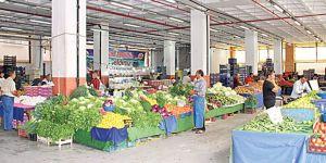 Gebze'de Mevlana halk pazarının kurulma günü değişti