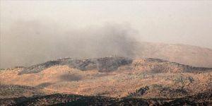 İsrail'den Lübnan topraklarına ateş açıldı