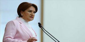 İYİ Parti Genel Başkanı Akşener: İlk fırsatta Ayasofya'da olacağım