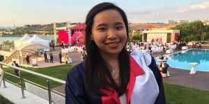 'Türkiye Bursları' ile eğitim alan uluslararası öğrenciler Türkiye'ye minnettar