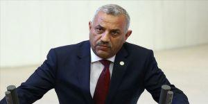 AK Parti Hatay Milletvekili Hüseyin Şanverdi'nin Kovid-19 testi pozitif çıktı