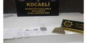 İstanbul'dan Kocaeli'ye uyuşturucu getirileceği ihbarı emniyeti harekete geçirdi