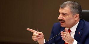 Fahrettin Koca, Sağlık Bakanlığı'ndaki rüşvet iddialarına yanıt verdi