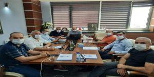 Körfez Ticaret Odası Komiteler Müşterek Ve Meclis Toplantısını Bir arada Yaptı