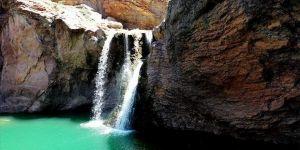 Torosların el değmemiş güzelliği: Çetmi Şelalesi