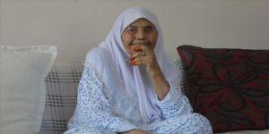 Elife nine 106 yıllık yaşamını doğal beslenmeye borçlu