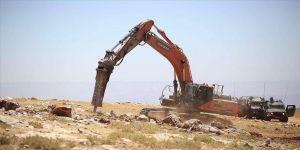 Filistin İsrail'in Kudüs'e gayrimeşru sanayi bölgesi kurulması kararını kınadı