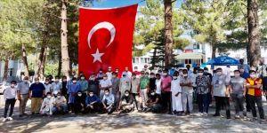 Koronavirüs nedeniyle ülkelerine dönemeyen yabancı öğrenciler bayramı yurtlarda kutladı