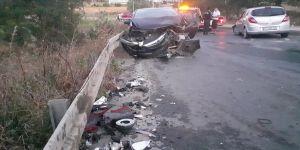 Silivri'de zincirleme trafik kazası: 18 yaralı