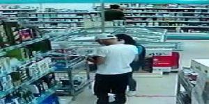 Darıca'da market hırsızları güvenlik kamerasına yakalandı
