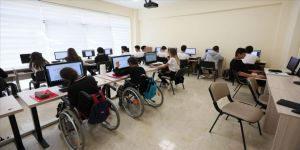 Türkiye'nin ilk 'Engelliler İçin Destek Programı' açıldı