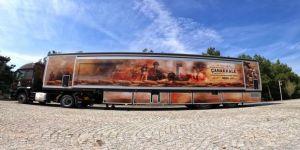 """""""Çanakkale Savaşları Mobil Müze"""" Gebze'ye geliyor"""