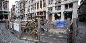 AB'nin kalbi Brüksel'de restoranların 3'te 1'i iflas riski altında
