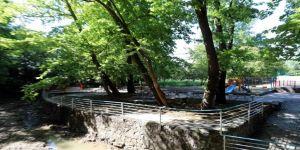 Mesire alanı Karamürsel Avcıköy'e çok yakıştı