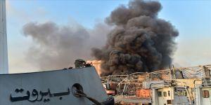 Patlamayla yıkıma uğrayan Beyrut Limanı ülke ekonomisinin can damarı sayılıyordu