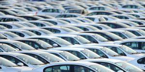 Otomotiv pazarı ocak-temmuz döneminde yüzde 60,3 büyüdü