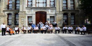 """""""Roman Müzisyenler Büyük Türkiye Orkestrası"""" projesinin adresi Kocaeli oldu"""