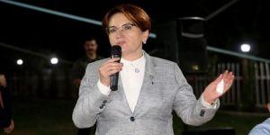 İYİ Parti Genel Başkanı Akşener Nevşehir'de konuştu