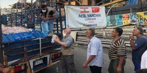 Sadakataşı Derneği, 'Lübnan'ı Yalnız Bırakma' çağrısıyla yardım kampanyası başlattı