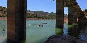 Kayıp Gülistan Doku'yu su altında arama çalışmalarına yeniden başlandı