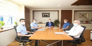 Kümeevler Camii Protokolü İmzalandı
