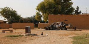 Barış Pınarı Bölgesi'nde iki yerde terör saldırısı önlendi