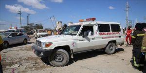 Somali'de askeri üssün önünde patlama: 8 ölü