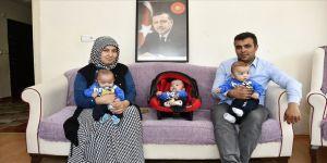 Gümüşhane'de üçüz bebeklere 'Recep', 'Tayyip' ve 'Erdoğan' isimleri verildi