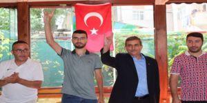 Ferit Taşdemir, İl Başkanlığı'na aday olduğunu açıkladı