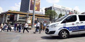 Ankara Valiliğinden vatandaşlara Kovid-19 tedbirlerini aksatmama çağrısı
