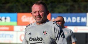 Beşiktaş Teknik Direktörü Sergen Yalçın: Zor bir kura çektik