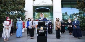 AK Parti İstanbul Kadın Kolları Abdurrahman Dilipak hakkında suç duyurusunda bulundu