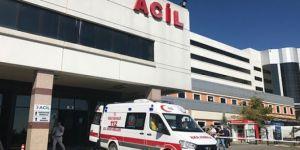 Selametli Kavşağında kaza ! Dört kişi yaralandı