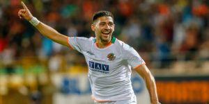 Bakasetas, Alanyaspor'da kariyerinin en golcü sezonunu yaşadı