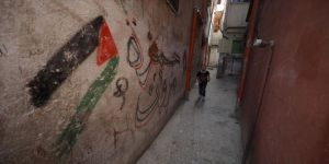 Batı Şeria'daki mülteci kamplarında Kovid-19 vakalarının artması endişeye neden oluyor