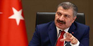 Sağlık Bakanı Koca'dan 'salgınla mücadeleden vazgeçmeyin' mesajı