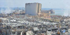 Türkiye patlamanın sarstığı Lübnan'da sağlık sektörünün yaralarını sarmaya devam ediyor
