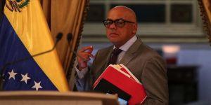 Venezuela Devlet Başkan Yardımcısı Rodriguez'de Kovid-19 tespit edildi