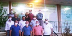 Saadet Partisi Çayırova,hemşeri dernekleri ziyaretleri devam ediyor