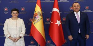 Dışişleri Bakanı Çavuşoğlu, İspanyol mevkidaşıyla telefonda görüştü